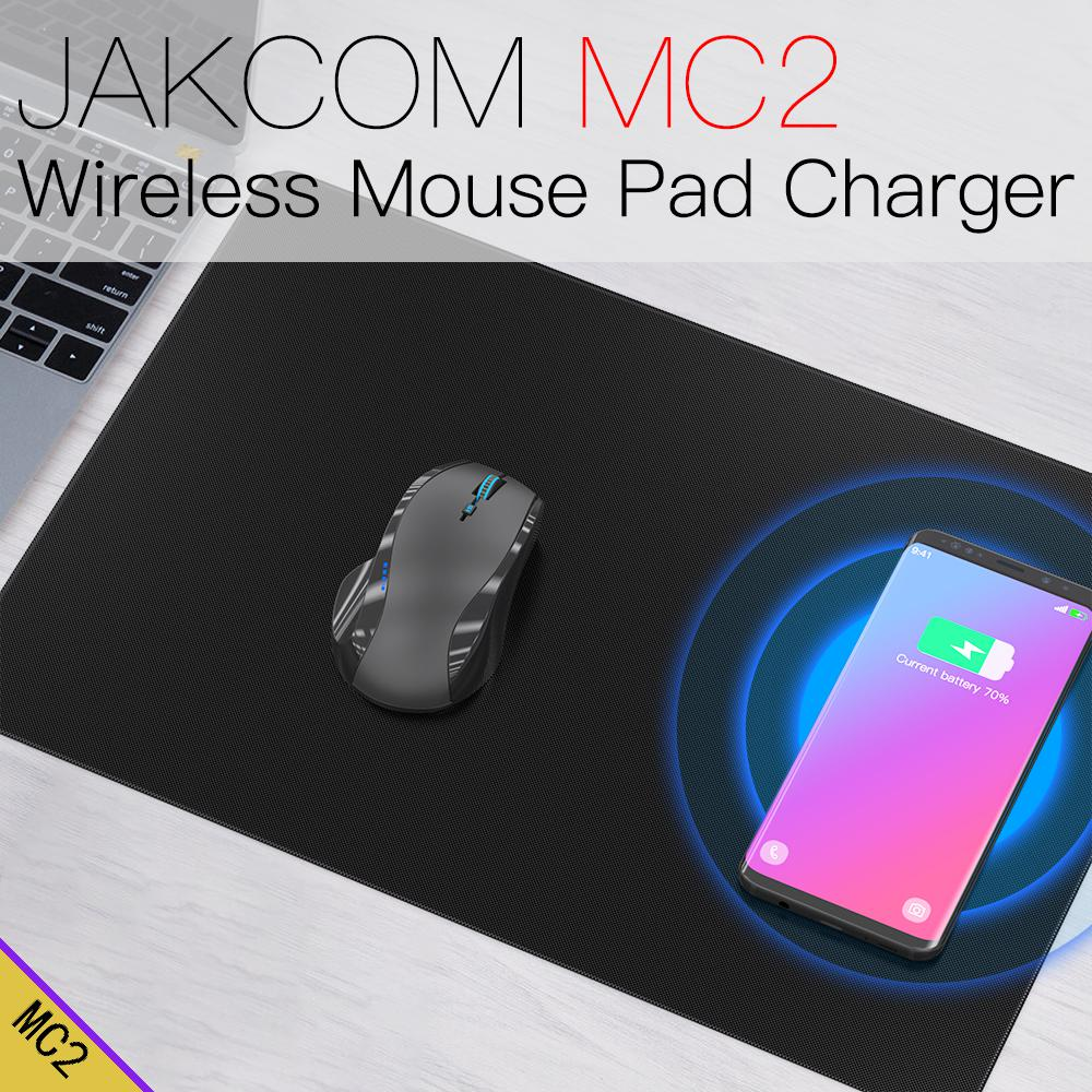 JAKCOM MC2 Wireless <font><b>Mouse</b></font> Pad Charger Hot sale in Chargers as chargeur <font><b>18650</b></font> dex station agm image
