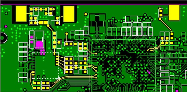 Professional PCB layout design-in Multilayer PCB from Electronic ...