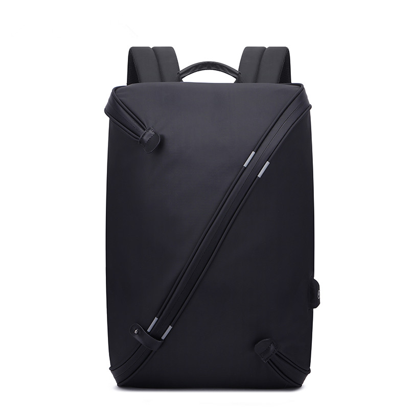 Famous Brand Men Waterproof Backpack USB Charging Anti Theft Back Pack 15.6 Inches Laptop Bag Schoolbag Computer Bagpack