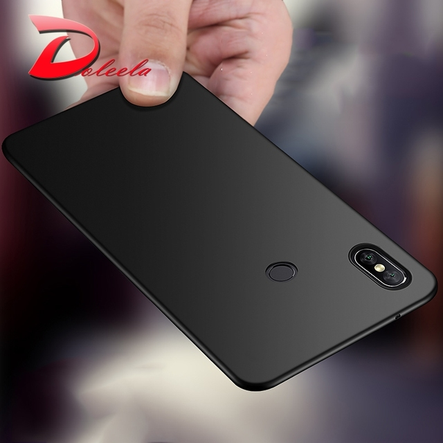 new style 74521 db818 US $1.17 10% OFF|Black Matte TPU Case Classic Silicone Frosted Soft Case  For Xiaomi Mi Max 3 max3 max 2 Back Cover-in Half-wrapped Case from ...