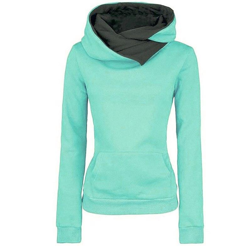Women Hoodie Sweatshirt 2018 Casual Autumn Winter Female Pullovers Hoodies Long Sleeve Hoody Tracksuit For Women 50