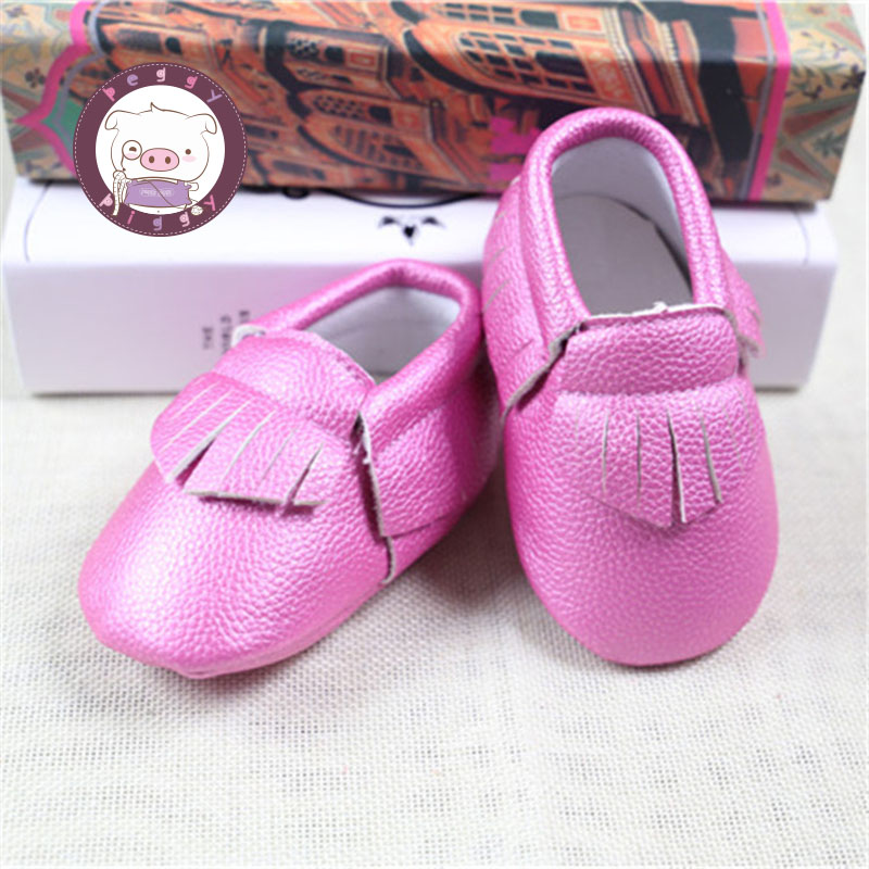 Toddler Infant Unisex Boys Girls Soft Princess Shoes PU Leather Moccasins Girl Baby Boy Shoes Bebes Vhaussures Fille Garcon Z24