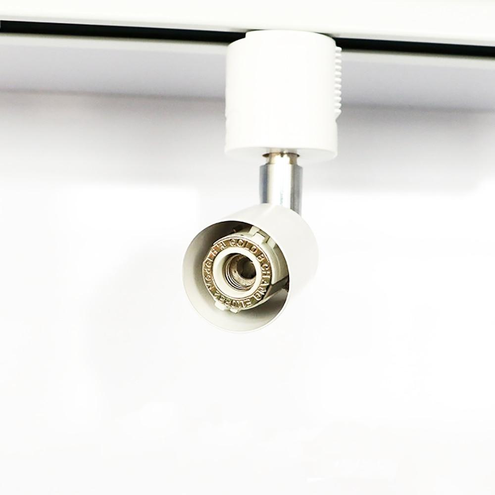 2wire Track Light Head Japan Use E17 Light Socket Extend,e17 Led Track Light Socket Lights & Lighting Lighting Accessories
