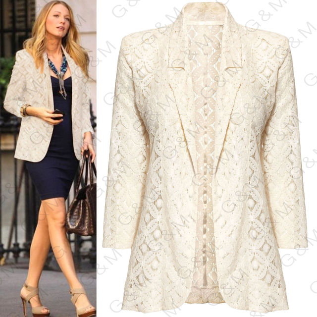 Women\'s Blazers Veste Femme 2015 Suit Jacket Womens Fall Fashionable ...
