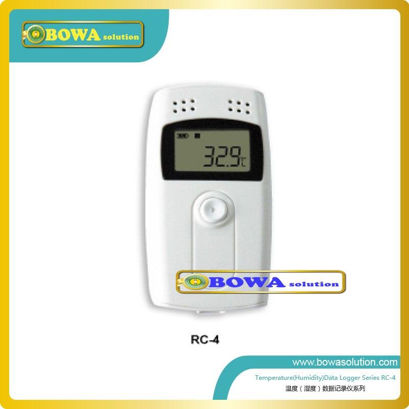 Enregistreur de données de température et d'humidité RC 4|temperature and humidity|temperature humidity data logger|temperature and humidity logger - title=