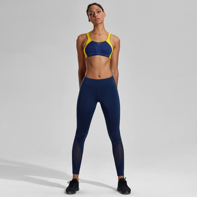 Wire Free Non Padded Racerback Sports Bra