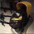 Симпатичные банан Детские коляски спальный мешок конверт детские спальные мешки спокойно: грудной младенец―и тот коляска footmuff коляски теплые пинетки