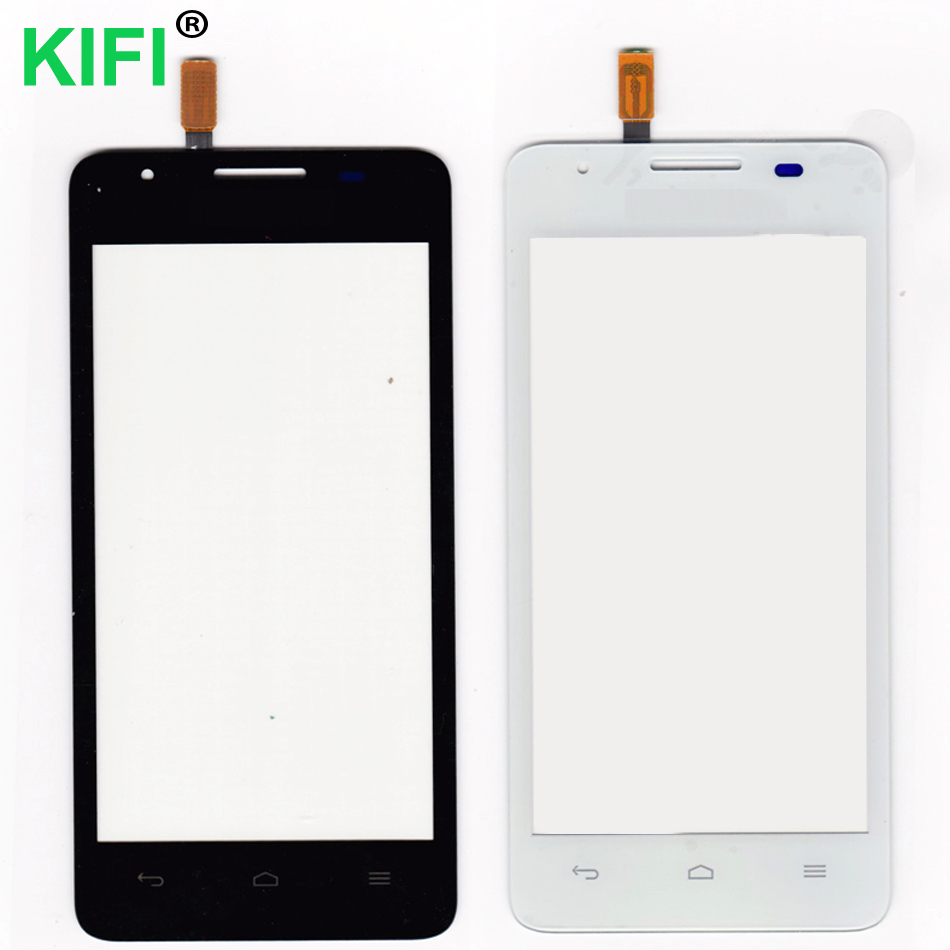 KIFI Touch Screen Digitizer Glass Panel Sensor Assembly For Huawei Ascend G510 G520 G525 U8951 T8951