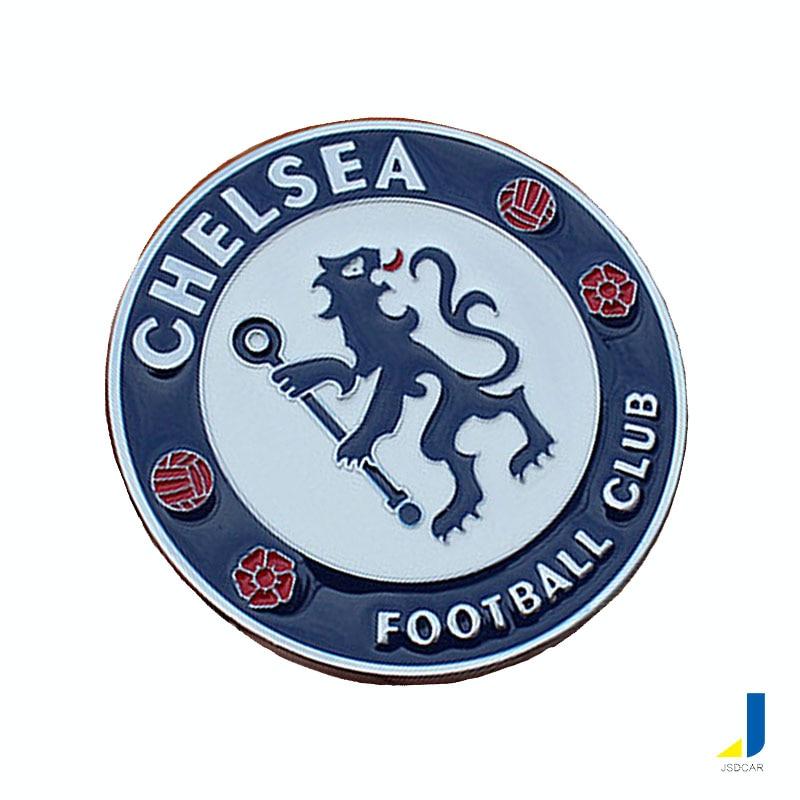 Chelsea Football Team Logo Stickers Modified Car