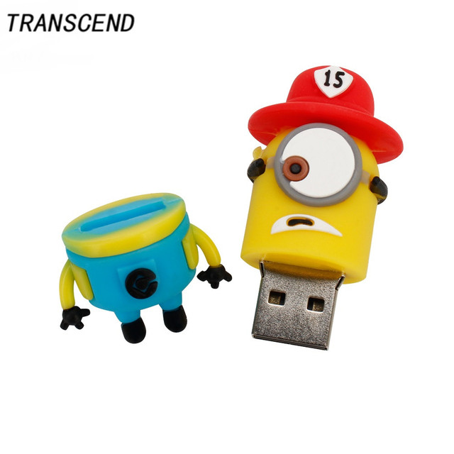 cartoon big eyes Meng flash drive high speed usb3.0 4GB 8GB 16GB 32GB 64GB