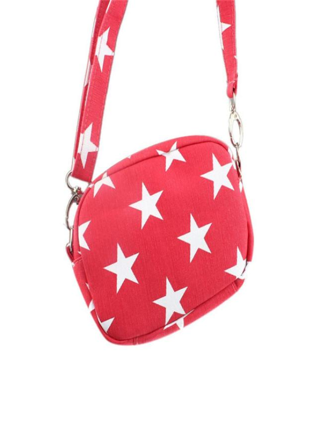 2018 New Style Women Canvas Bags Girls Mini Small Messenger Cross Body Handbag Shoulder Bag Purse messenger bags bolso mujer S