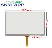 """Atacado """"Novos painéis de tela de Toque para o GARMIN Nuvi 2495 2495LM 2495LMT GPS Touchscreen digitalizador substituição do painel"""