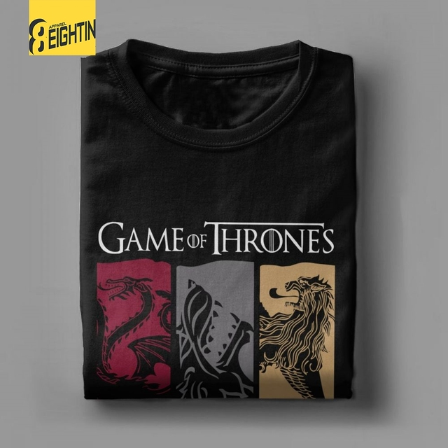 Game Of Thrones T Shirt For Men  2