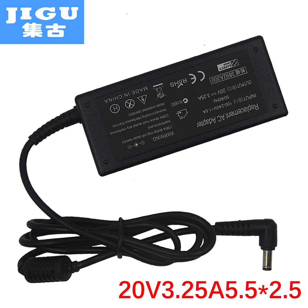 Jigufor Lenovo 20v 325a 5525 G470 Ideapad B460 G460 G560 Switch Power Laptop G485 B470 B570 G360 G450 G455 G465 G475 G480