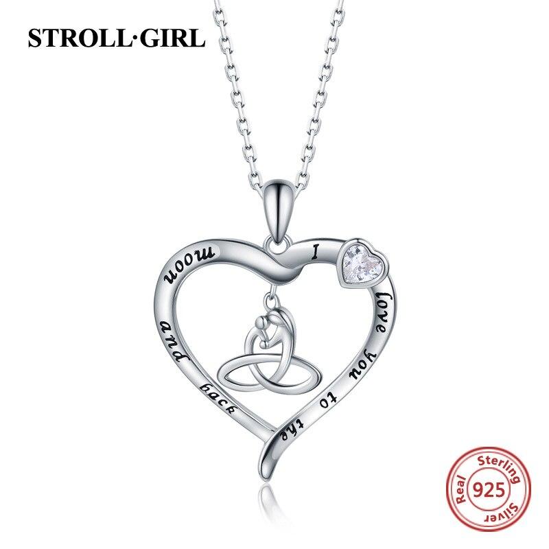 Mini Penguin Custom Engraved Baby Feet Heart Locket Necklace