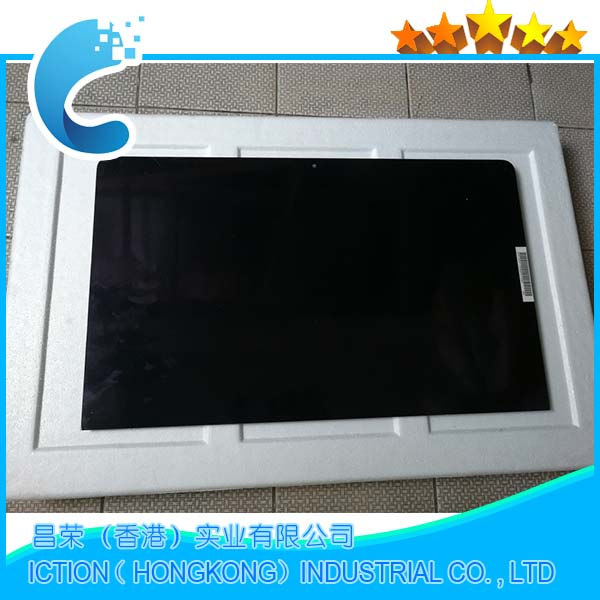 Original NEW A1418 4K LCD Screen Assembly LM215UH1 SD A1 For iMac Retina 21.5 2015 LCD Display 661 02990 EMC 2833