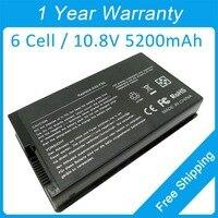 New 6 cell batteria del computer portatile per asus f80 f80a x85 x61s F80h X82C X85E x61z x85c X82L f81e x85s f83e X82Q a32-f80 15g10n345800