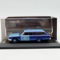 IXO Premium X 1 43 Ford Rach Wagon Massachusetts State Police 1960 PRD252 Limited Edition Collection