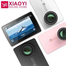 IN STOCK! New Original Xiaomi YI 4K Action Sport Camera Xiaoyi 2 II 2.19 Retina Screen Ambarella A9SE75 12MP 155Wide 1400mAh EIS