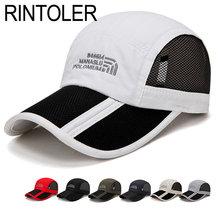 efd140b99b1 2018 New Summer Mesh Baseball Cap Long Brim Snapback Trucker Cap Letter Sun  Hats