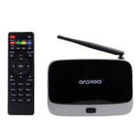 Q7 CS918 Android 4.4 TV Box Full HD 1080 P RK3128 Quad rdzeń KD Media Player 2 GB/8 GB XBMC Wifi Bluetooth Inteligentne set top Box