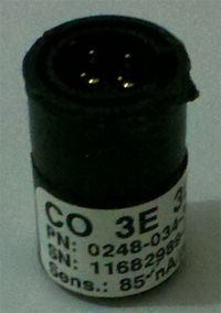 Free shipping  Electrochemical portable / fixed type CO3E300 sensor