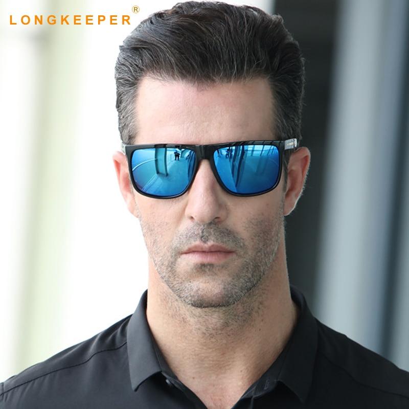 Okulary przeciwsłoneczne męskie z polaryzacją 2020 okulary