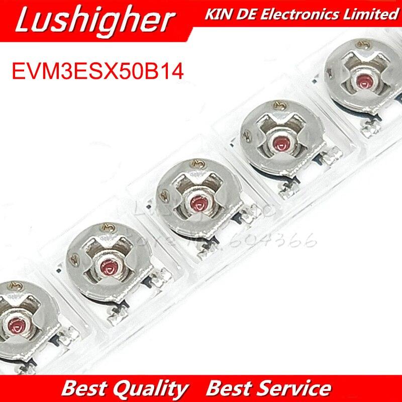 3X3 EVM3ESX50B15 100K ohm Trimming Trimmer Potentiometer Variable Resistor 20pcs