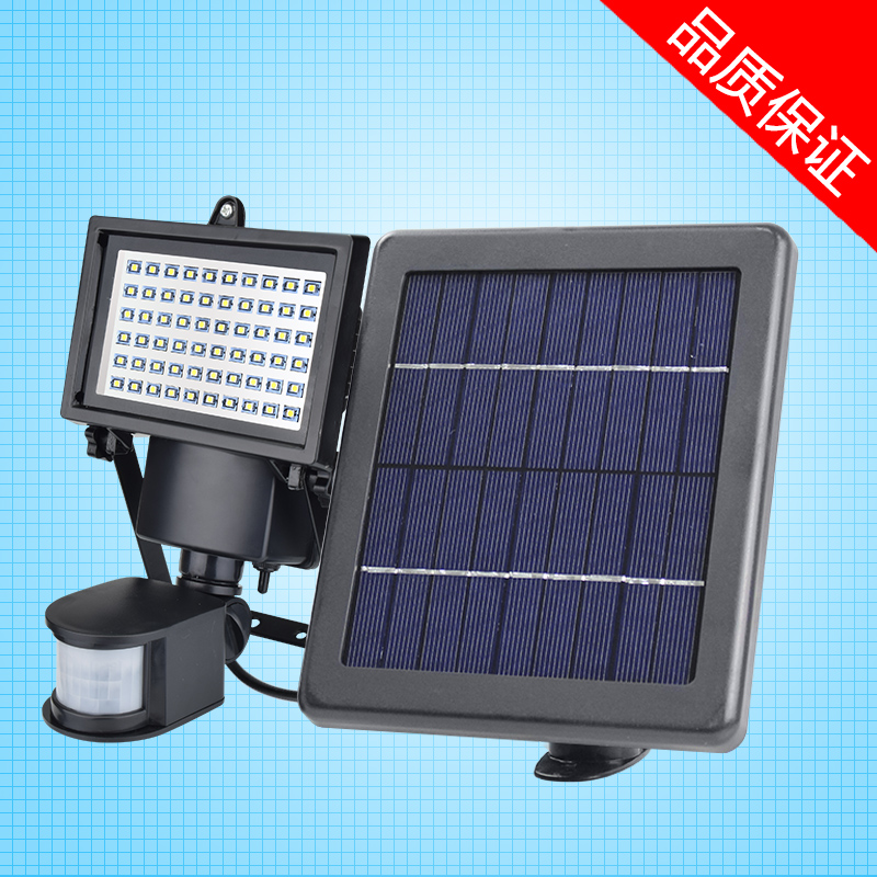 Outdoor Light Solar lights household indoor LED lamp human induction lamp super bright lighting lamp waterproof garden FG205 super bright outdoor waterproof human body induction led solar energy wall lamp