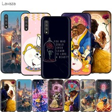 Lavaza Beauty Beast Rose Princess Case for Samsung Galaxy S6 S7 Edge J6 S8 S9 S10 Plus A3 A5 A6 A7 A8 A9 Note 8 9(China)