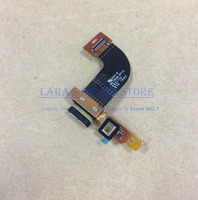 Original For Sony Xperia M5 Micro USB Dock Connector Charging Charge Port Flex Cable With Microphone