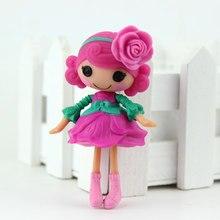 27 estilo elegir 3 pulgadas Original MGA lalalaloopsy muñecas Mini muñecas para juego de juguete de niña
