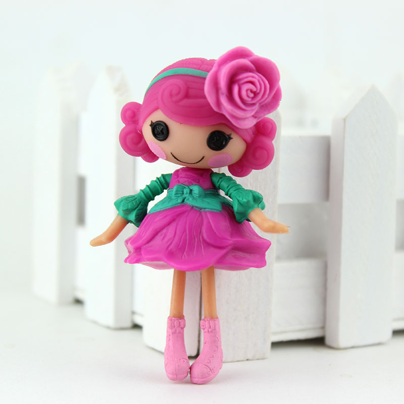 27Style Choose 3Inch Original MGA Lalaloopsy Dolls Mini Dolls For Girl's Toy Play