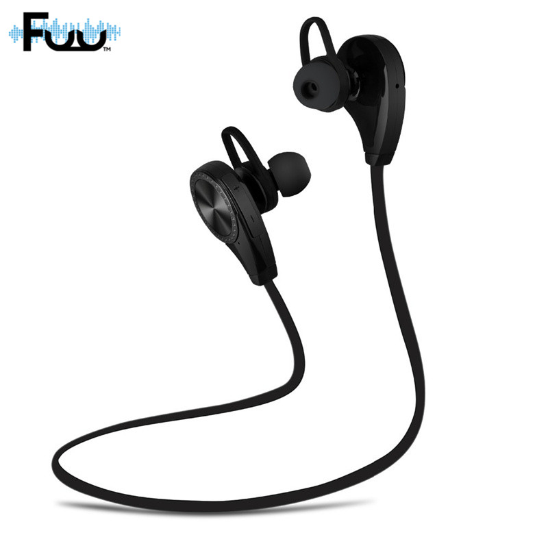 Hot Sale Models Sport Bluetooth Headset RQ8 CSR4.1 APTX Stereo Bluetooth Headset Fashion Sport Running Earphone 2016 New image