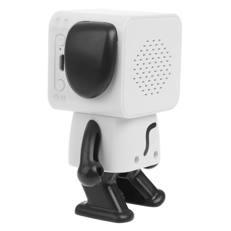 Cute Portable Smart Dancing Robot Music Dog Wireless Bluetooth Speaker for Kids