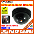 2016sale Indoor Outdoor Surveillance Dummy Fake Dome Camera Ir Led Wireless Home CCTV Security Simulated monitoring equipment