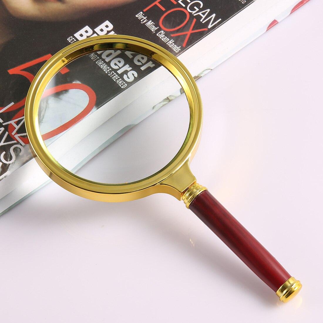 10x Faltbare Handheld Lupe Mini Tasche Mikroskop Lesen Lupe Glas Objektiv Schmuck Lupe Kataloge Werden Auf Anfrage Verschickt