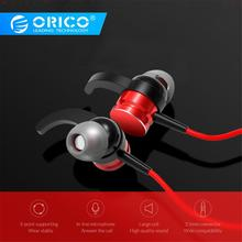 ORICO Profession In-ear Earphone Colorful Headset Earbuds Sport Bass Headphone for Computer Xiaomi Ear Phones fone de ouvido