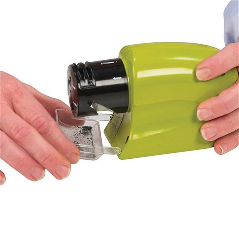 2017 nuova vendita calda professionale elettrico in ceramica strumenti attrezzo della cucina sistema di affilatura mola
