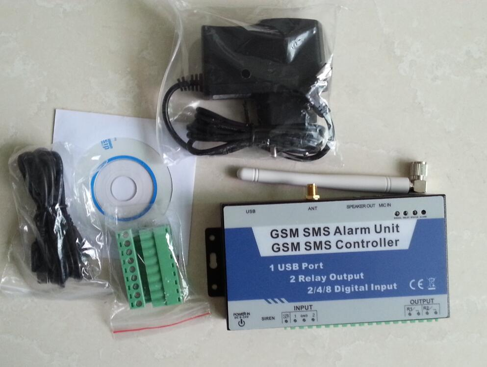 GSM Wireless Remote Switch SMS Remote Controller S140 Automation to control relay gsm sms remote controller