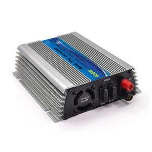 Image 2 - Grid Tie Inverter 600W MPPT micro 30V 36V Panel 72 Cells Function Pure Sine Wave 110V 220V Output On Grid Tie Inverter 22 60V DC