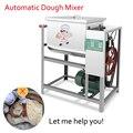 Коммерческий автоматический тестомеситель 25кг мукомольный смеситель перемешивающий смеситель машина для пасты тестомеситель GF0019