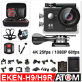 "Action cam EKEN H9 / H9R (with remote) Ultra HD 4K WiFi 1080P/60fps 2.0"" 170D Helmet Cam go waterproof pro camera"