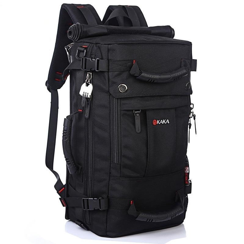 High Quality Men s Travel Bags Fashion Men Backpacks Men s Multi purpose Travel Backpack Multifunction