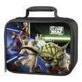 Niños de La Escuela de Star Wars Caja para Niños Chicos de Dibujos Animados Bolsa de Almuerzo Con Aislamiento Lunchbag Lunchbox Picnic Alimentos Bolsas Térmicas