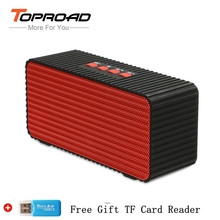 Mini Bluetooth Speaker Support TF Card U Disk FM Radio Wireless Portable Music Sound Box Loudspeakers with Mic for iOS Android