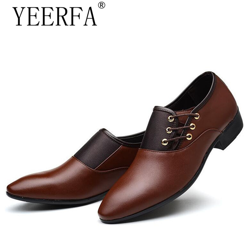 new designer big size men wedding dress shoes luxury brand leather oxfords shoes for men office business shoes sapatos masculino