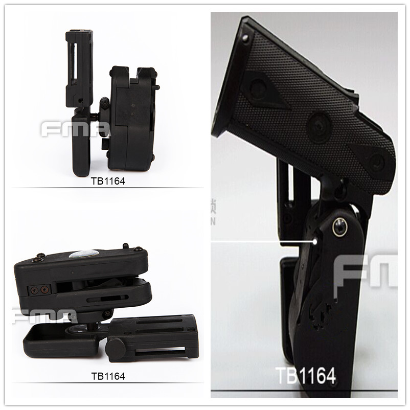 Airsoft Specific Kydex Holster for HiCapa Series Pistols