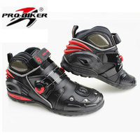 Motorcycle racing Boots protection Shoes motorbike Cycling Bike Racing Shoes Moto Motocross Motorbike Boots