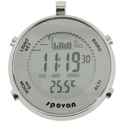 Spovan SPV600 Outdoor Waterproof Pocket Watch Unisex Multifunctional Sport Watch
